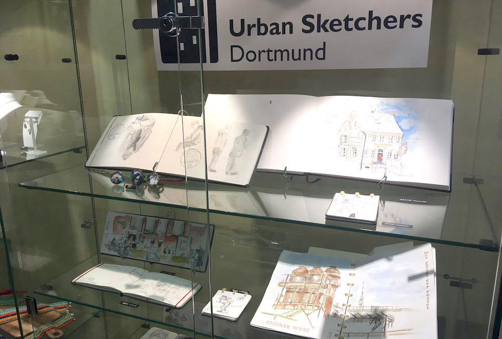 USk-Dauerausstellung im MKK-Museumsshop