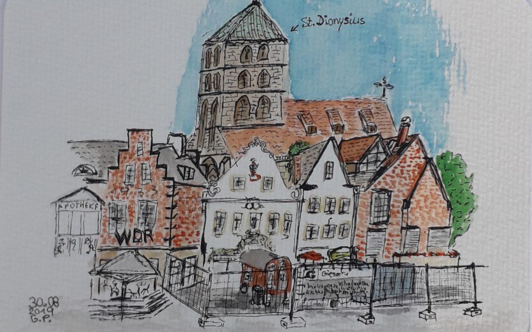 Hallo aus Rheine!