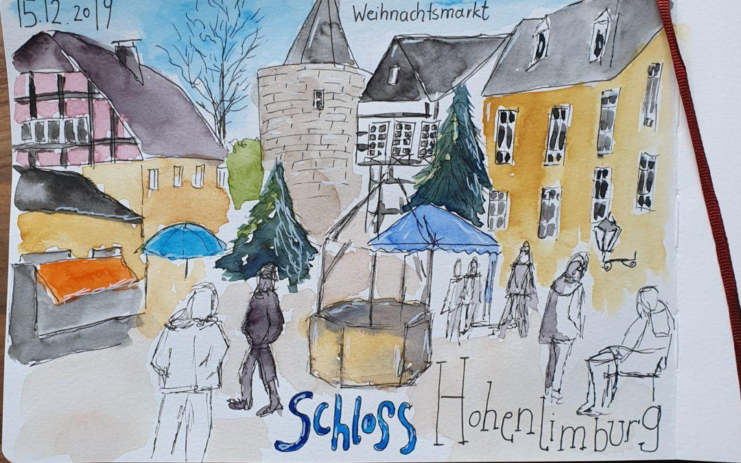 Weihnachtsmarkt im Schloss