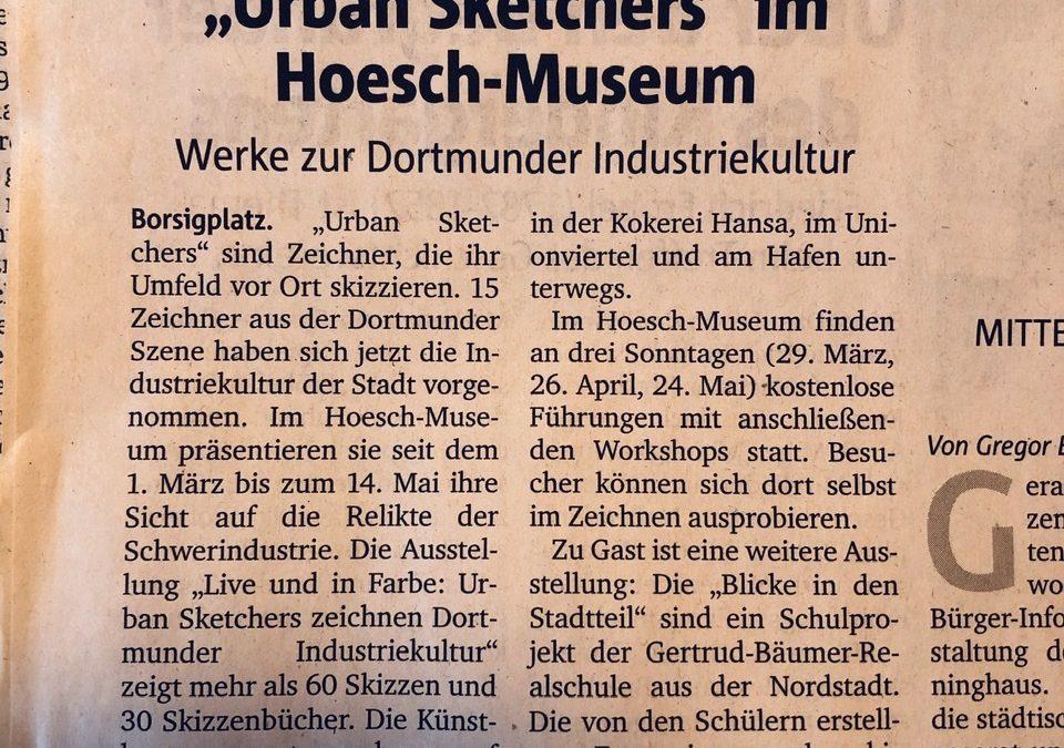Meldung Ruhrnachrichten