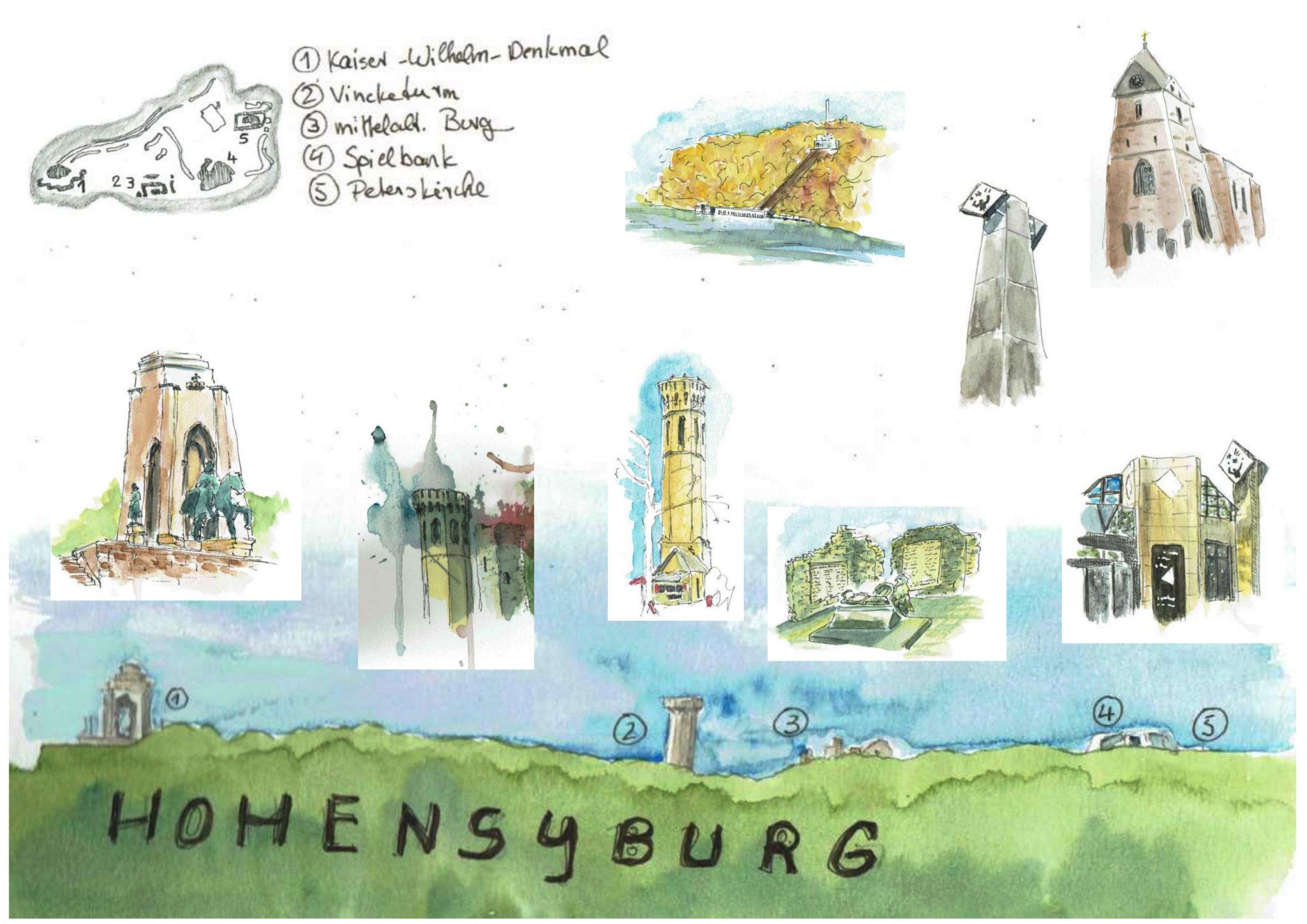 Brigitte Tolxdorf - Hohensyburg