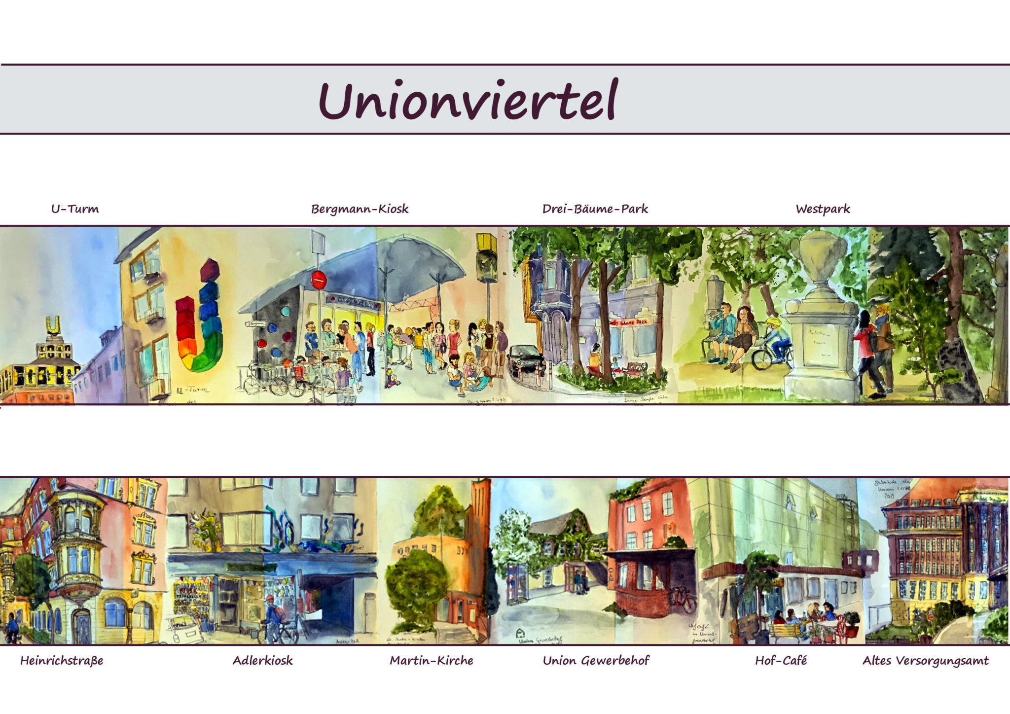 Birgit Encke - Unionviertel