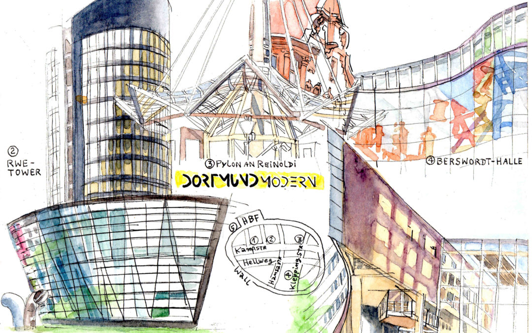 Dortmund modern