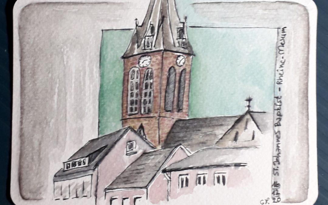 """""""Die Kirche im Dorf lassen"""""""
