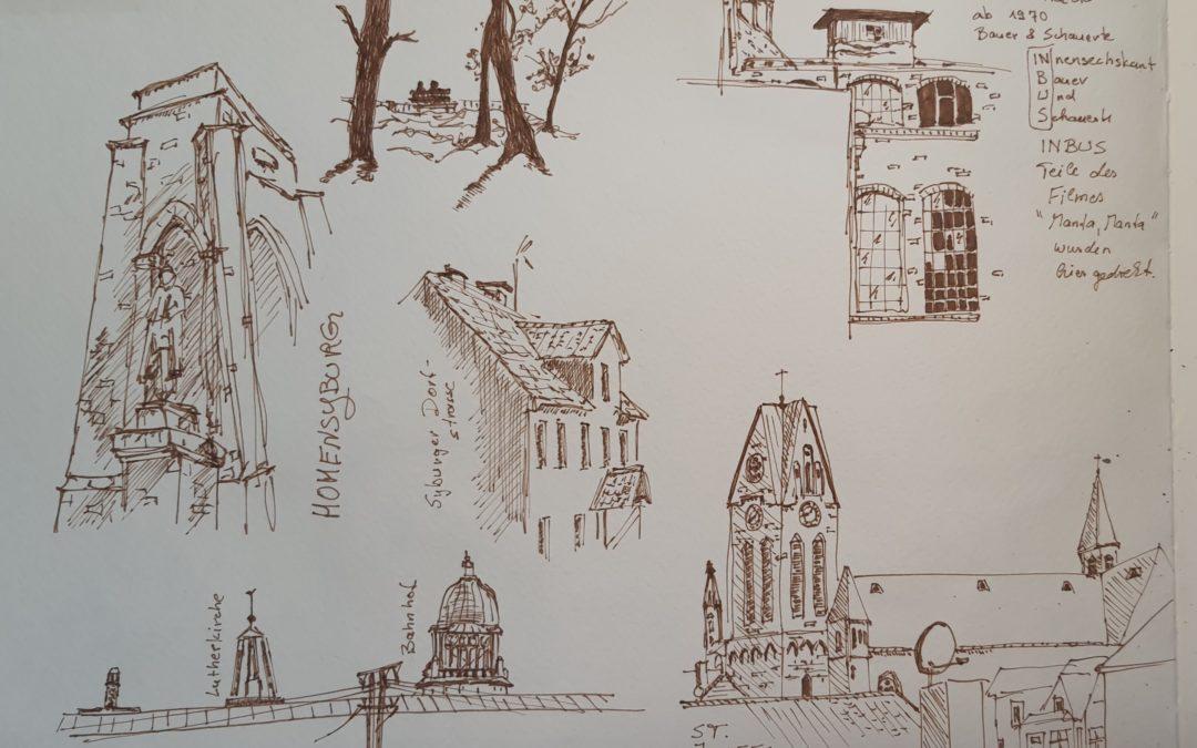 Ansichten von Hagen und Umgebung