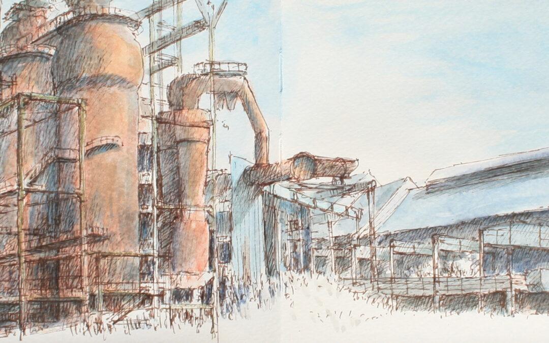 Industrieanlagen…