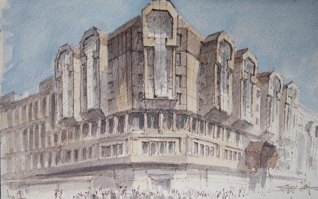 80er-Jahre-Architektur