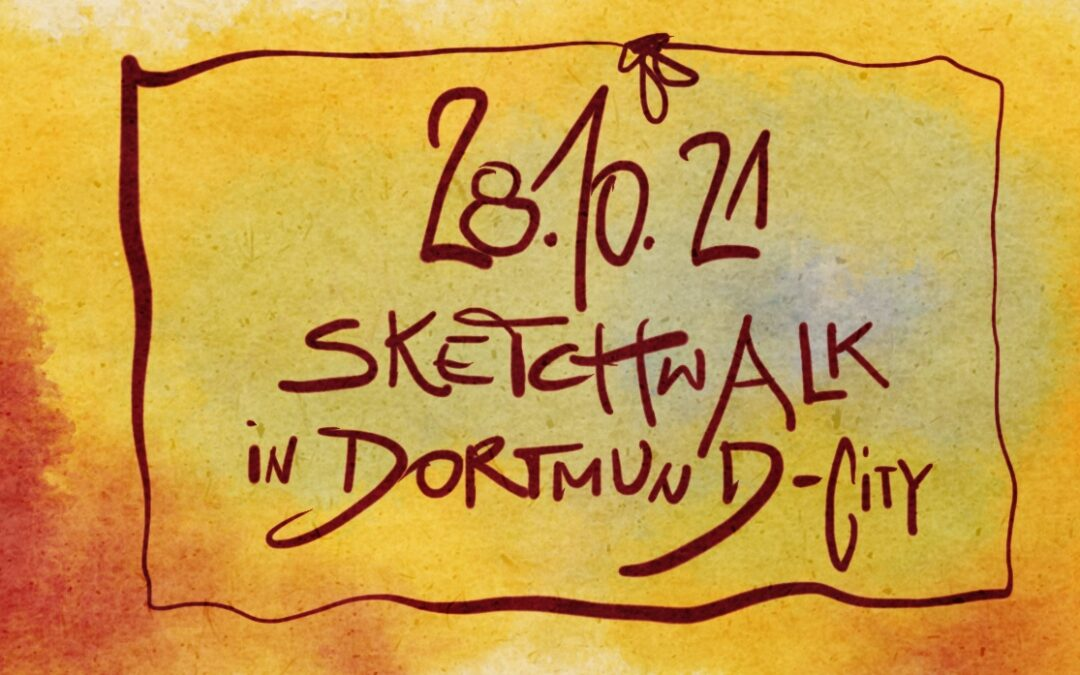 Sketchwalk am 28.10.21